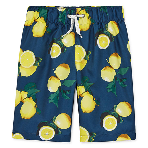 b11399d33551a City Streets Lemon Party Family Swim - JCPenney