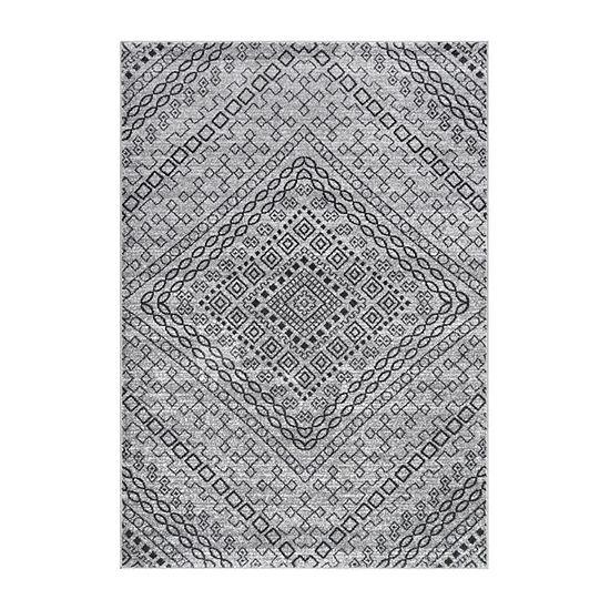 nuLoom Vintage Mosaic Karole Area Rug