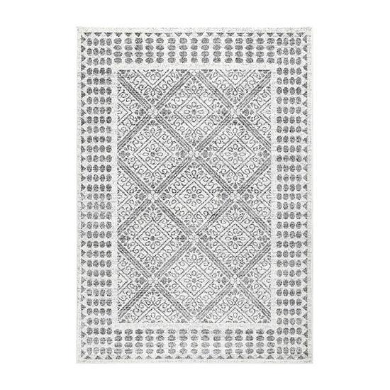 nuLoom Vintage Tiles Crissy Rectangular Rug