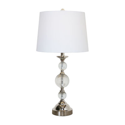 Uttermost Rhys Glass Table Lamp