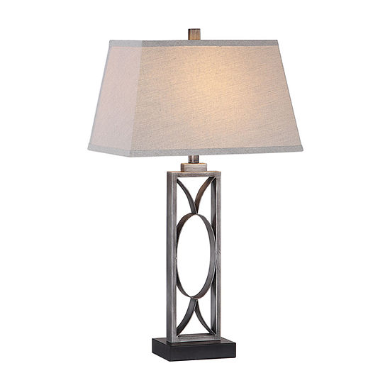 Uttermost Cormax Metal Table Lamp