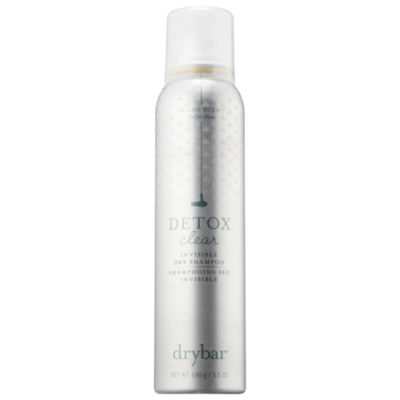 Drybar Detox Clear Invisible Dry Shampoo