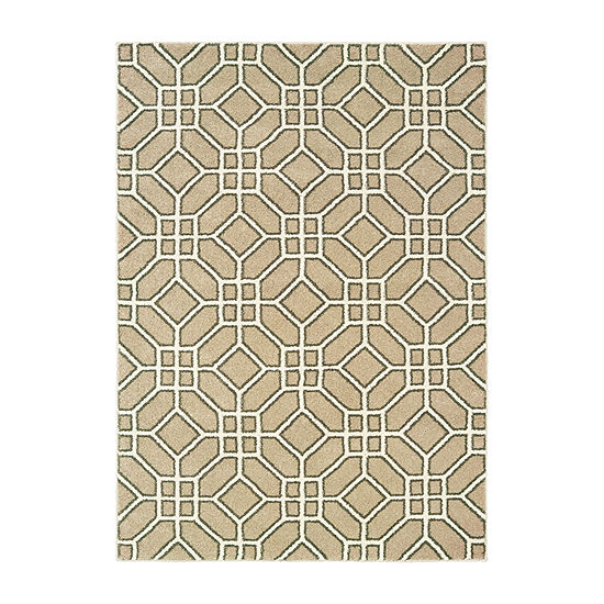 Covington Home Callahan Tiles Rectangular Indoor Rugs