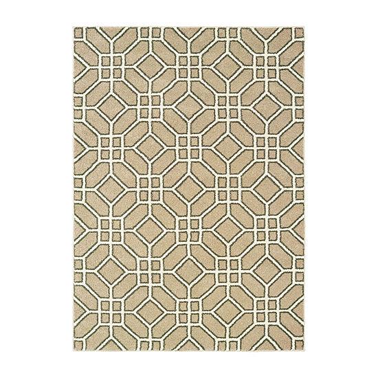 Covington Home Callahan Tiles Rectangular Indoor Rugs