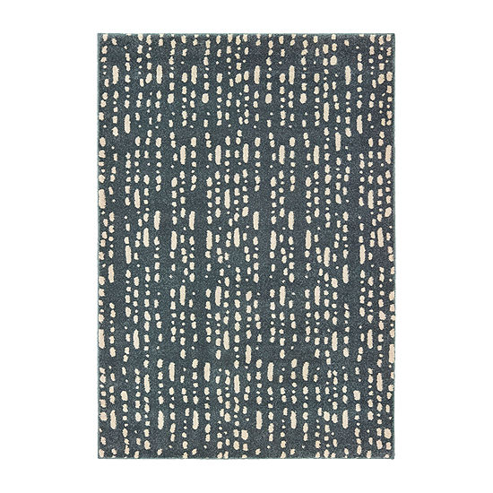 Covington Home Callahan Dapple Rectangular Indoor Rugs