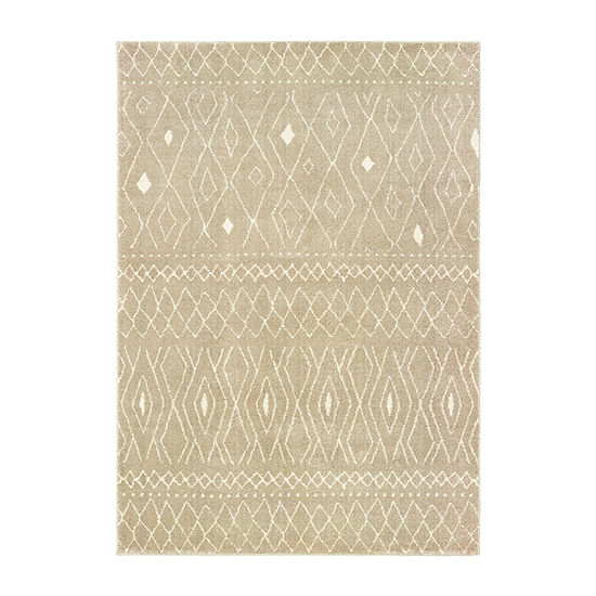 Covington Home Callahan Tribal Rectangular Indoor Rugs