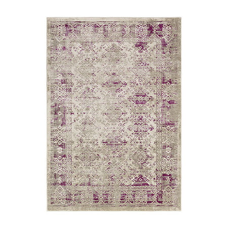 Decor 140 Olin Rectangular Indoor Rugs, One Size , Purple