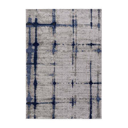 Decor 140 Orrasi Rectangular Indoor Rugs, One Size , Gray