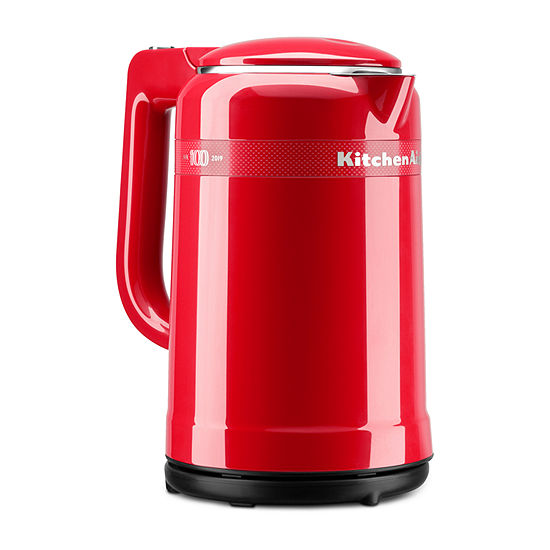 KitchenAid® 100 Year Limited Edition Queen of Hearts Electric Kettle - KEK1565QHSD