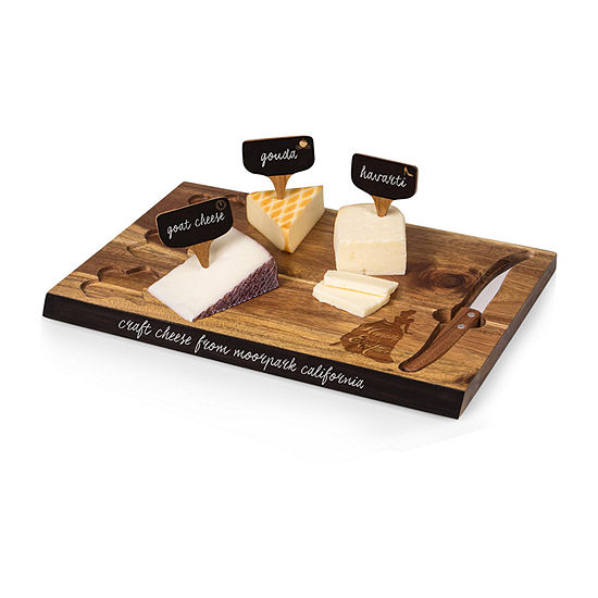 Picnic Time Delio-Cinderella 6-pc. Cheese Board Set