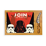 Picnic Time Icon-Star Wars Empire 3-pc. Cheese Board Set