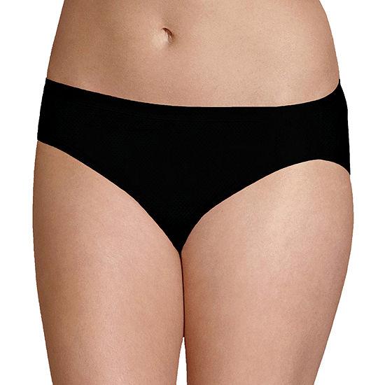 Fruit of the Loom Fruit Of The Loom Ladies Breathable 5 Pair Knit Bikini Panty 5dpbbk1