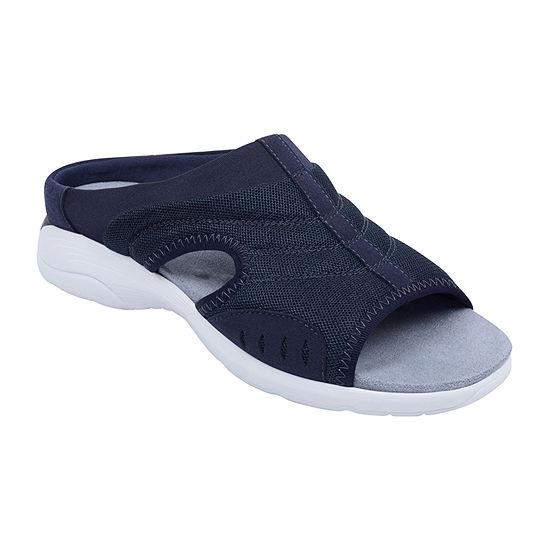 Easy Spirit Womens Setraciee2 Flat Sandals