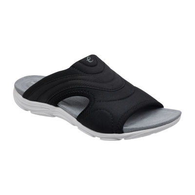 Easy Spirit Womens Selanguid2 Flat Sandals