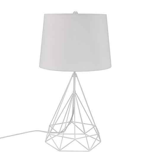 Southern Enterprises Jora Table Lamp Desk Lamp