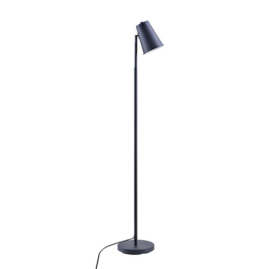 Southern Enterprises Wabe Pendant Light Metal Floor Lamp