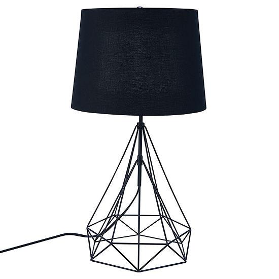 Southern Enterprises Jora Floor Lamp Desk Lamp