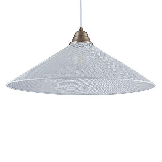 Southern Enterprises Bunin Desk Lamp Pendant Light