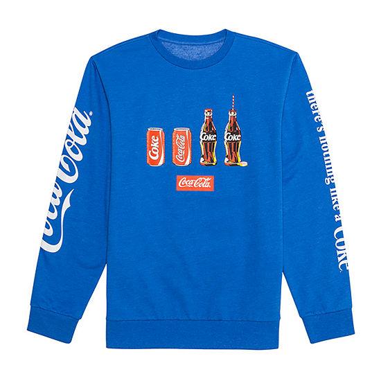 Coke Graphic Sweatshirt
