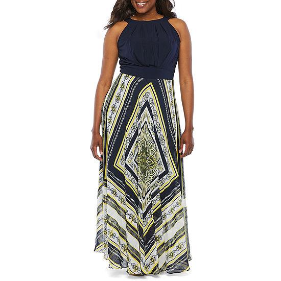 Studio 1 Sleeveless Maxi Dress