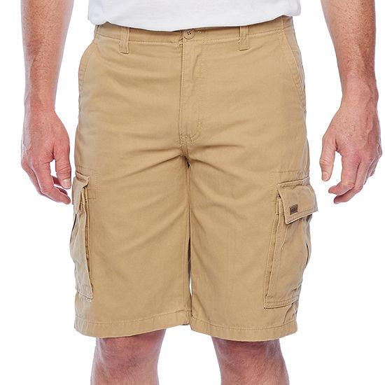 Smith's Workwear Men's Soft-Feel Twill Cargo Short