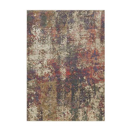 Decor 140 Mottingham Rectangular Indoor Rugs, One Size , Purple