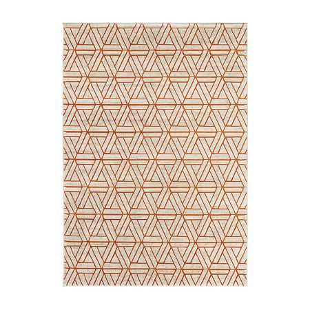 Decor 140 Sanders Rectangular Indoor Rugs, One Size , Orange