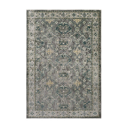 Decor 140 Suri Rectangular Indoor Rugs, One Size , Gray