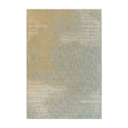 Decor 140 Primrose Rectangular Indoor Rugs, One Size , Brown