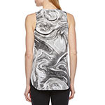 Xersion Studio Womens Scoop Neck Sleeveless Tank Top