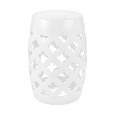 Outdoor Oasis Ceramic Patio Stand