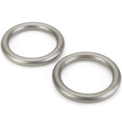 Umbra® Halo Set of 2 Magnetic Tiebacks
