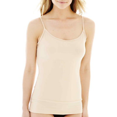 Jockey Slimmers Hidden Panel Light Control Shapewear Camisole-4095