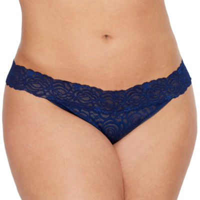 Flirtitude Lace Thong- Plus