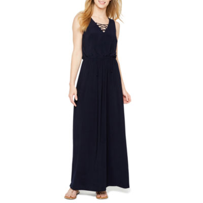 Soho Sleeveless Maxi Dress