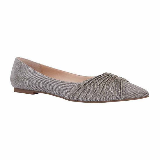 I. Miller Womens Kentra Ballet Flats Pointed Toe