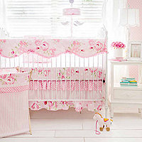 crib liners and skirts