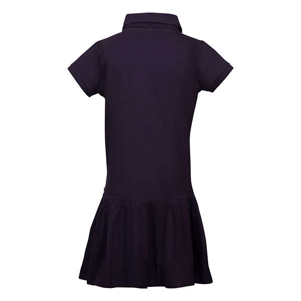 U.S. Polo Assn. Short Sleeve Cap Sleeve Shirt Dress - Preschool Girls