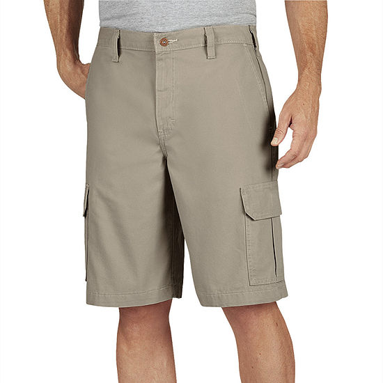 "Dickies® 11"" Relaxed Fit Lightweight Duck Cargo Shorts"
