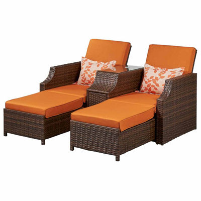 Relax-A-Lounger Santa Cruz Patio Lounge Chair