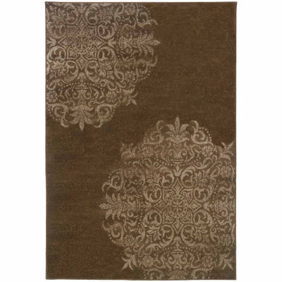 Covington Home Amanda Bohemia Rectangular Rugs