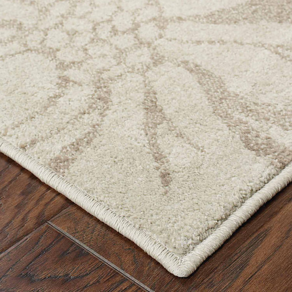 Covington Home Amanda Bloom Rectangular Rugs