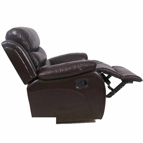 Richmond Collection Pad-Arm Recliner