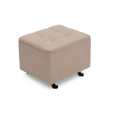 Delta Children Tufted Glider Ottoman