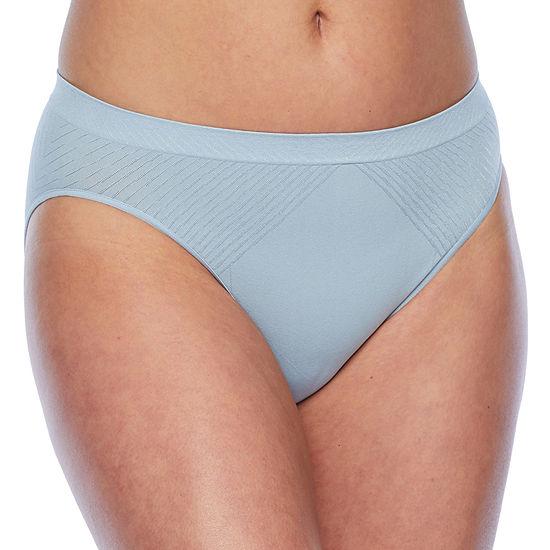 Ambrielle Knit High Cut Panty 12p018