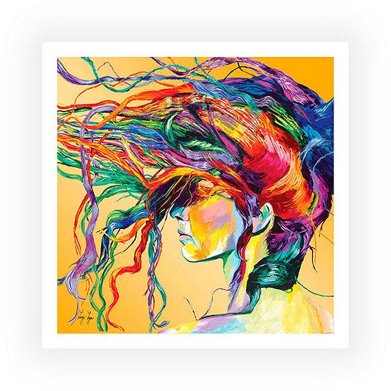 Brushstone Windswept Canvas Wall Art