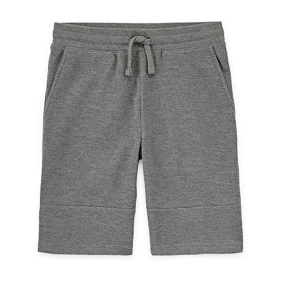 Arizona Little & Big Boys Stretch Pull-On Short