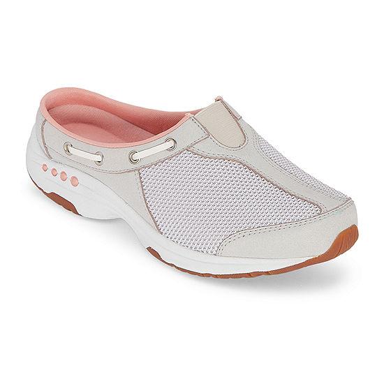 Easy Spirit Womens Tknot34 Slip-On Shoe Round Toe