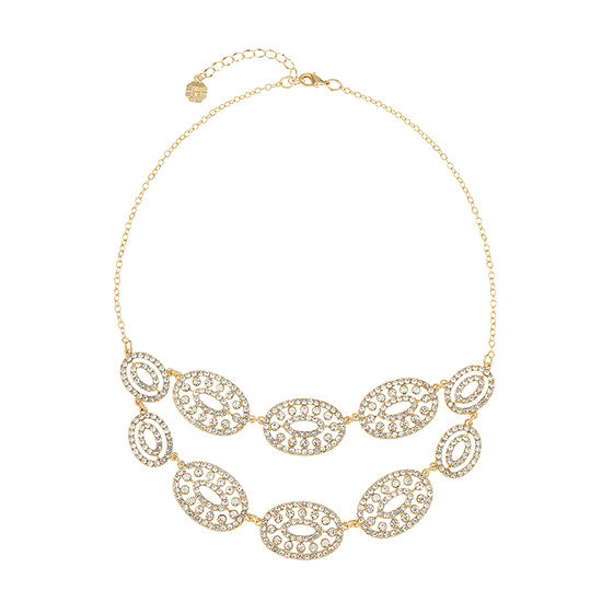 Monet Jewelry 17 Inch Cable Statement Necklace