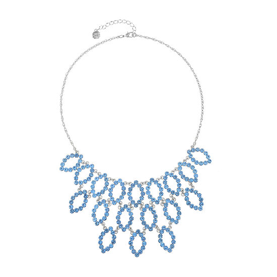 Monet Jewelry 18 Inch Rope Statement Necklace